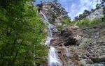 Водопад учан-су в ялте (крым): фото, как добраться, на карте, описание