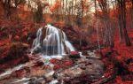Ускутские водопады в крыму: где находятся, как добраться, фото, описание
