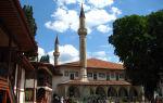 Ханский дворец в бахчисарае (крым): цены, сайт, фото, адрес, описание