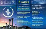 Фестиваль ноябрьфест-2020 в крыму, ялта: дата, место проведения