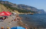 Золотой пляж (балаклава): фото, как добраться, отзывы, обзор