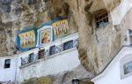 Свято-успенский пещерный монастырь в бахчисарае: фото, сайт, описание