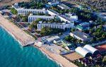 Отели крыма с пляжами и бассейнами. рейтинг 2020. все включено, первая линия