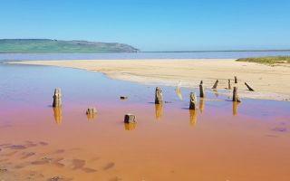 Узунларское озеро в крыму: фото, где находится, как добраться, описание
