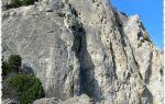 Гора караул-оба — новый свет (крым): фото, маршрут, на карте