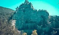 Чернореченский каньон Крыма: фото, маршруты, как добраться, описание