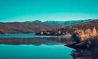 Загорское водохранилище в Крыму: фото, рыбалка, на карте