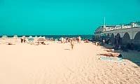 Пляж Супер Аква в Заозерном (Евпатория, Крым): фото, отзывы, описание