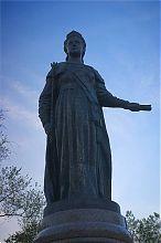 Памятник Екатерине ii в Севастополе, Крым: фото, адрес, история