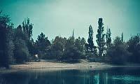 Бирюзовое озеро в Крыму: как добраться, фото, отзывы, отдых, описание