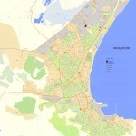 Феодосийский залив в Крыму: фото, на карте, где находится