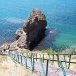 Яшмовый пляж на мысе Фиолент (Севастополь, Крым): фото, как добраться, описание