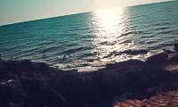 Озеро Аджиголь (Феодосия, Крым): на карте, фото, описание