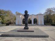Монумент Выстрел в спину в Симферополе: фото, адрес, описание, история