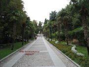 Царская Солнечная тропа в Ливадии (Ялта, Крым): схема, фото, описание маршрута