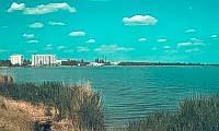 Сакское озеро в Крыму: сульфидная иловая грязь, отзывы, описание