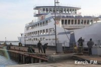 Керченская переправа готова к началу курортного сезона в Крыму