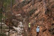 Водопады Люка в ущелье реки под Ялтой, Крым: фото, как добраться