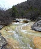 Река Бага в Крыму, водопад Трехкаскадный: на карте, фото, как добраться