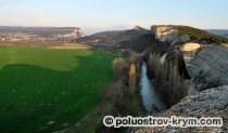 Памятник природы Бельбекский каньон (Бельбекская долина) в Крыму: фото, как добраться, описание