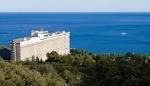 Лучшие отели Гаспры (Крым, Ялта) с собственным пляжем