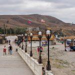 Набережная Коктебеля, Крым (ул. Морская): фото, жилье, пляжи