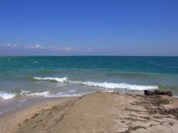 Бакальское озеро в Крыму: фото, как добраться, происхождение