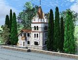 Башня с часами (Врангеля) в Ялте, Крым: адрес, фото, история