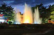 Комсомольский парк в Феодосии: фото, история, описание, аттракционы