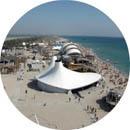 Лучшие пляжи города Саки, Крым: фото, отзывы, отдых