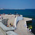 Набережная Назукина в Балаклаве, Севастополь (Крым)