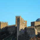 Мыс и башня Чобан-Куле в Судаке (Крым): фото, на карте, описание